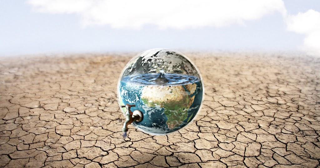 Day 879: No Water, No Life