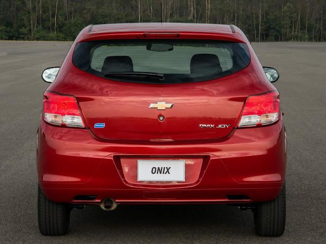 novo Chevrolet Onix 2017 - Joy