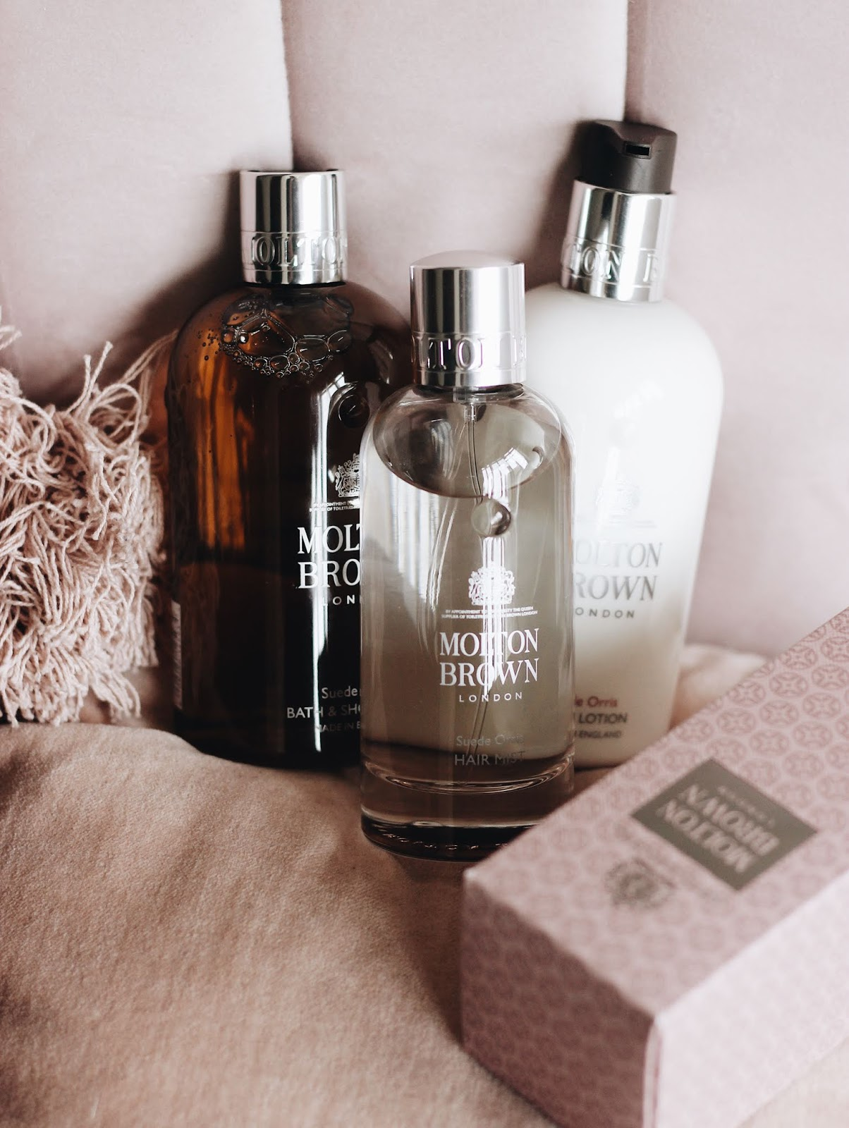 Molton Brown Suede Orris Review