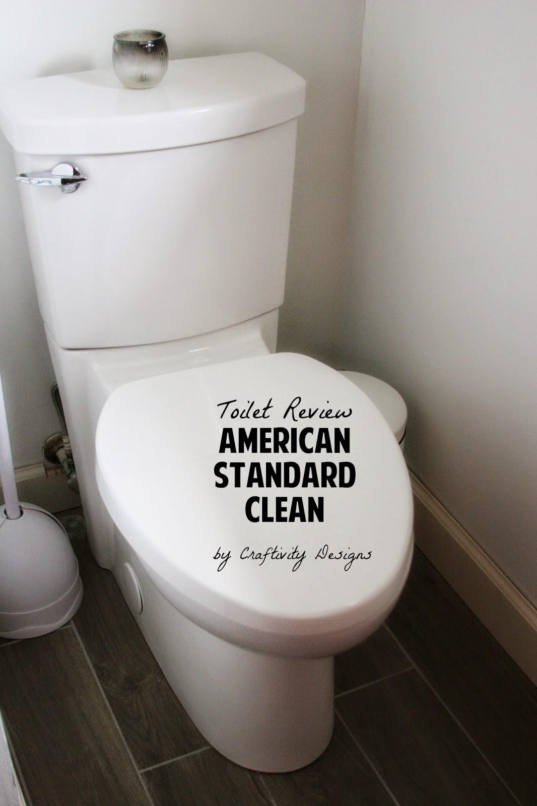 Toilet Talk American Standard Clean Craftivity Designs