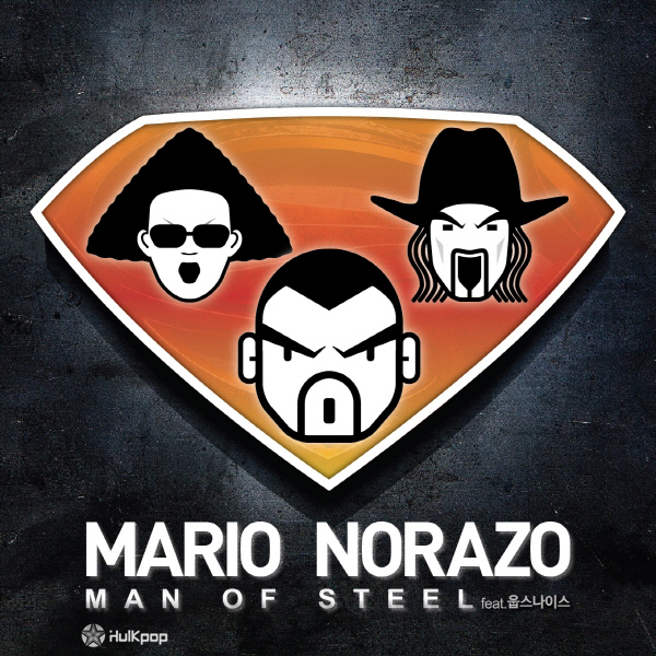 [Single] Mario, Norazo – Man Of Steel