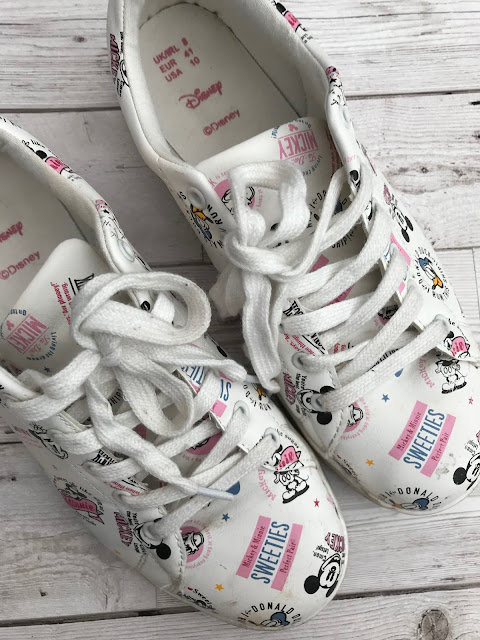 Disney themed trainers