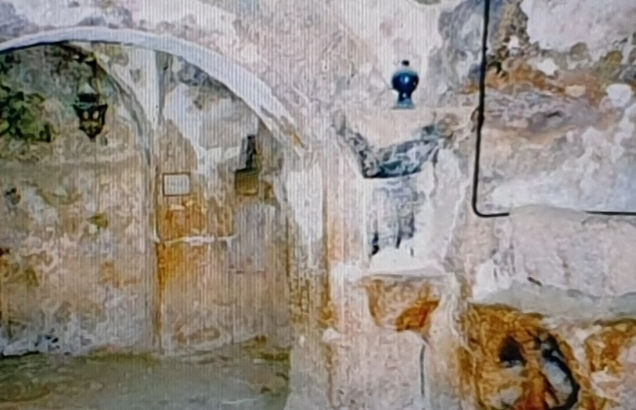Eshab-ı Kehf 7 Uyurlar Mağarası Tarsus Mayıs 2019
