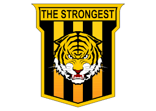 Club The Strongest Logo Vector