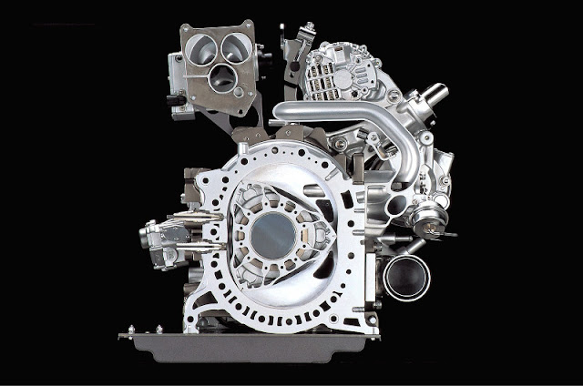 Rotary Engine - Mesin 1 Langkah Legenda F1 Superbike