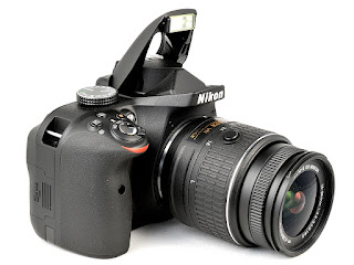 Nikon D3300 Appareil photo numérique Reflex Boîtier nu Noir