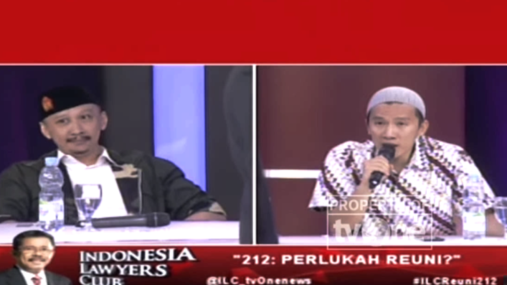 SERU! Debat Bendera Rasullulah, Permadi Arya alias Abu Janda DISKAKMAT Ust. Felix Siauw
