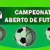 Definidas as finais do Aberto de futebol de Jundiaí nas categorias sub-11 e 15