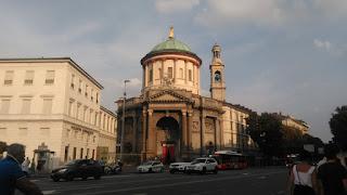 igreja em Bergamo