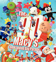 Macy's Thanksgiving Parade 2018