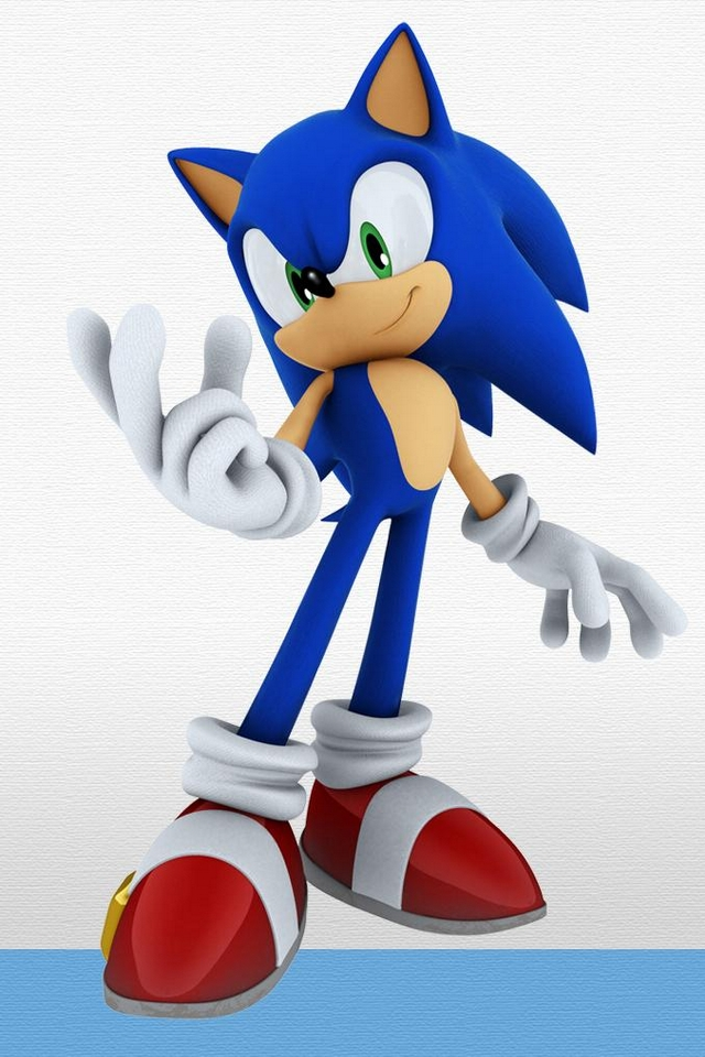 Sonic Download Iphoneipod Touchandroid Wallpapers