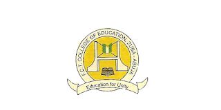 FCT College of Education Part-time NCE And PGDE Admission Form