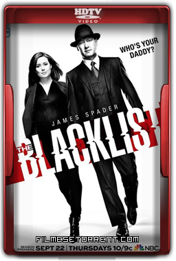 The Blacklist 4ªª Temporada Legendado Torrent 2016 HDTV 720p 1080p Download