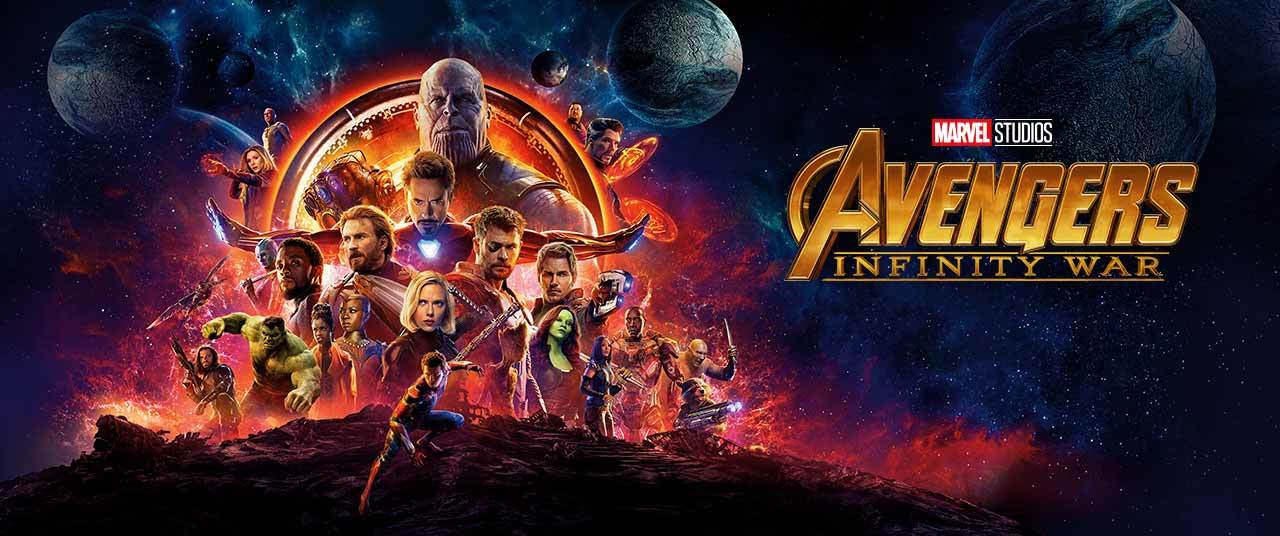 Download Avengers: Infinity War (2018) HD Sub English
