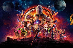 Avengers: Infinity War (2018) HD Sub English