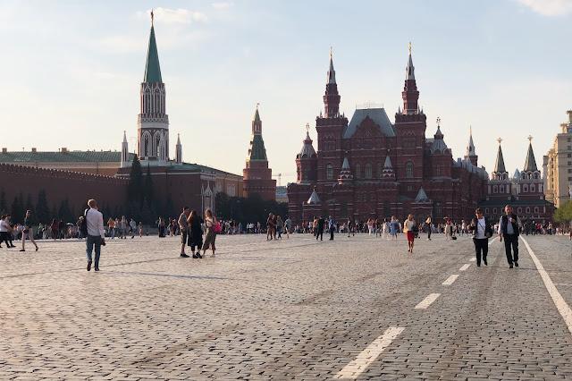 Красная площадь, Кремль, Государственный исторический музей | Red Square, Kremlin, State Historical Museum