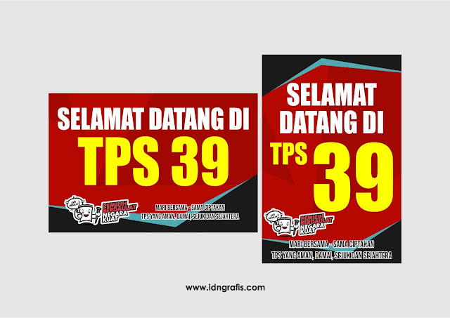 Banner Selamat Datang Di TPS