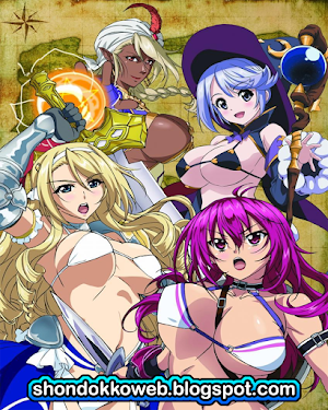 Bikini Warriors 12/12 + Ovas Sub Español MEGA