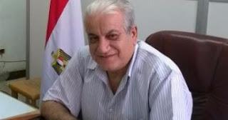 فاخر عبد العزيز وكيل وزارة التعليم بالإسماعيلية