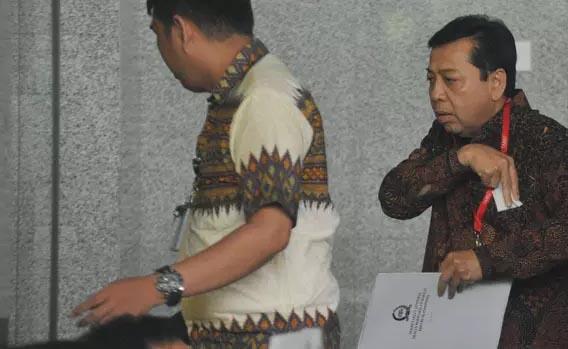 Hakim Heran, Saksi e-KTP Perusahaannya Begitu Banyak Karyawan Cuma 2 Orang