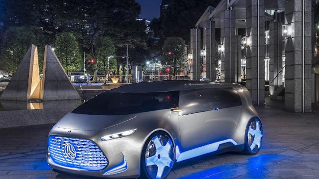 Mercedes-Benz Vision Tokyo Performance Exterior