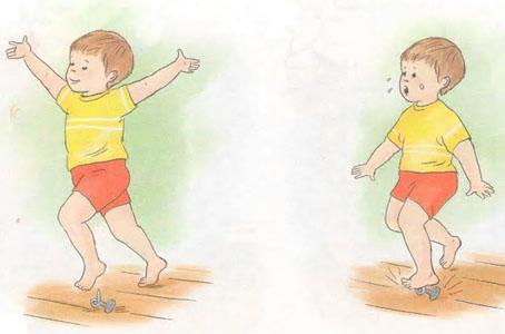 Caminar sin zapatos