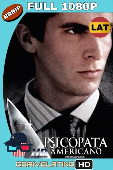 Psicópata Americano (2000) BRRip 1080p Latino-Ingles MKV