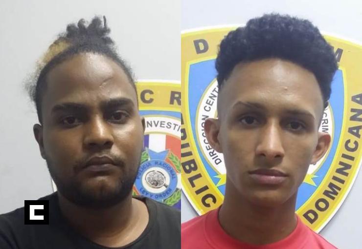 Apresan dos verdugos mataron hombre por RD$1,800 en La Vega