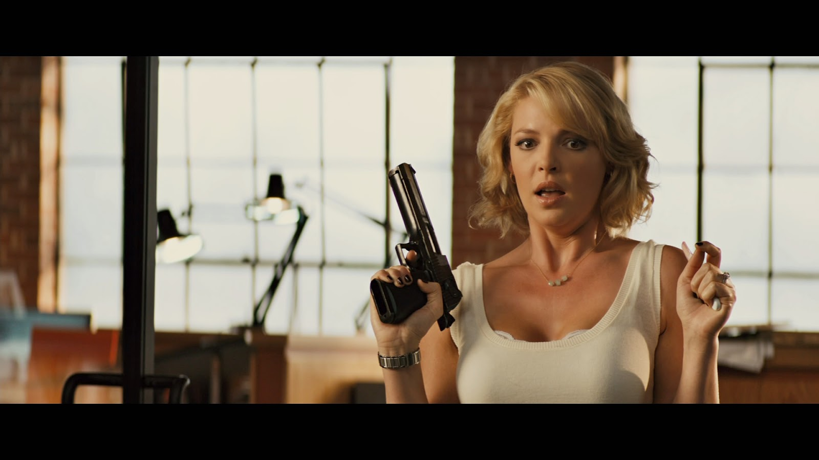 Killers:  Ashton Kutcher, Katherine Heigl | A Constantly Racing Mind