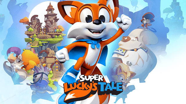 Tải Game Super Lucky's Tale  (Super Lucky's Tale Free Download)