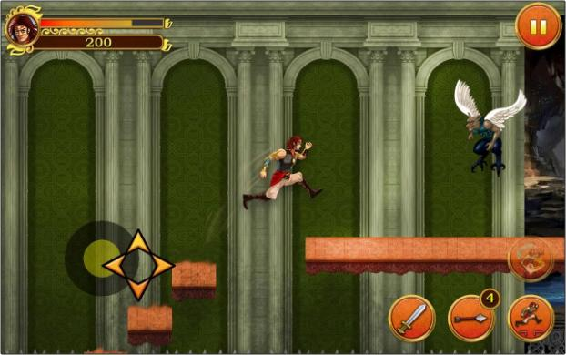 The Warrior Prince APK for Android 2.3++