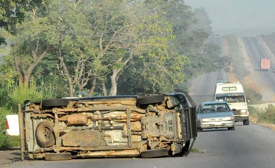 tanker crushed hawkers death enugu onitsha road