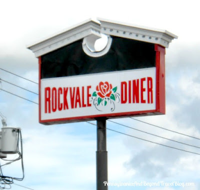 Rockvale Diner in Lancaster Pennsylvania