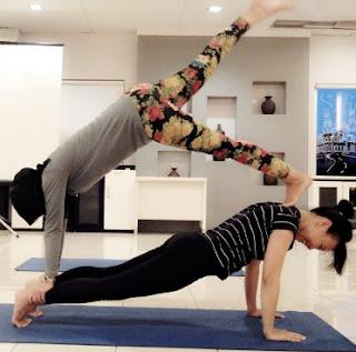 Anda Ingin Sehat? Yuk Ikuti Dian Pelangi Yoga Tanpa Ritual Agama