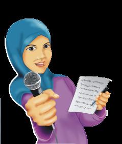 Contoh Teks Pembawa Acara Isra' Mi'raj Nabi Muhammad SAW