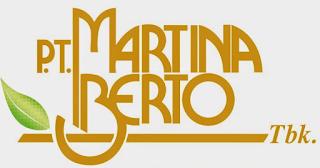 Lowongan Kerja Terbaru di PT. Martina Berto Tbk (Martha Tilaar Group)