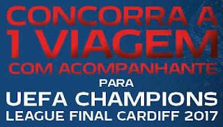 Cadastrar Promoção Pepsi Pizza Hut Você na Liga dos Campeões 2017