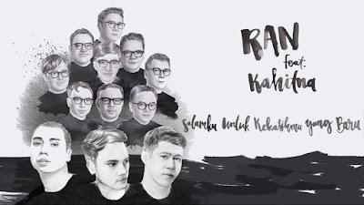 Lirik Lagu Salamku Untuk Kekasihmu Yang Baru - RAN feat Kahitna