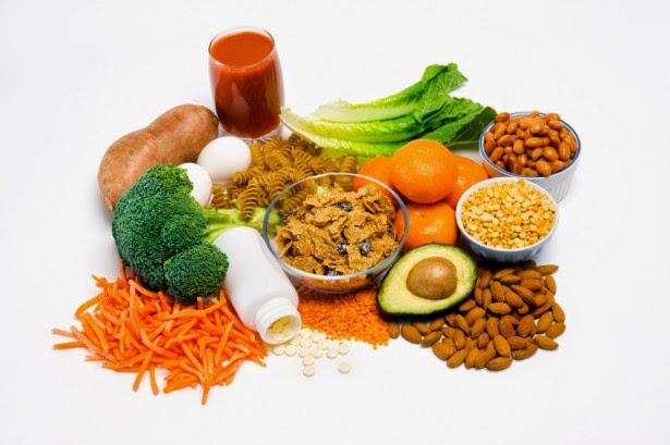 makanan kaya asid folik dan vitamin b12 untuk mencegah dan merawat anemia semasa hamil
