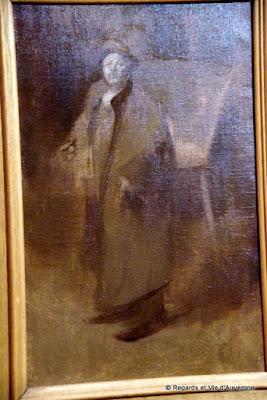 Autoportrait : Eugène Carrière