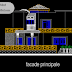 [مشروعاتنا] مخطط مشروع فيلا بتصميم مميز اوتوكاد dwg