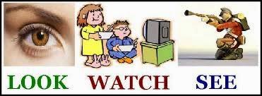 La Educacion Es Un Derecho What S The Difference Between See Look Watch