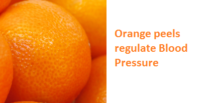 Orange peels  regulate Blood Pressure - Oranges citrus fruit peel (Santre Ke Chilke)
