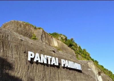 Wisata Pantai Pandawa di Bali Buat Ketagihan Gan