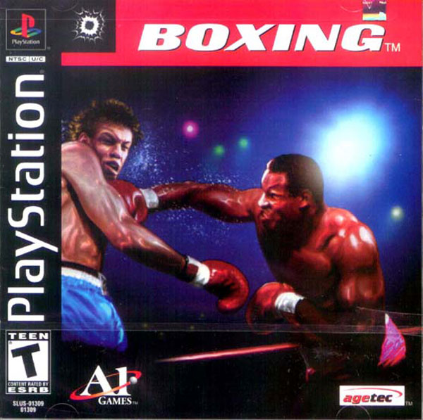 Boxing - PS1 - ISOs Download