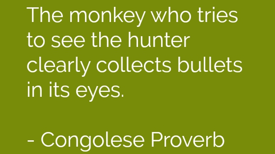 Congo Funny African Proverb