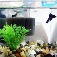 Patented Aquarium Sponge Filter best used for Bettas