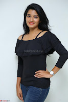 Deepthi Shetty looks super cute in off shoulder top and jeans ~  Exclusive 58.JPG