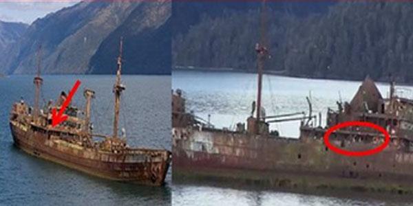 Hilang 90 Tahun di Segitiga Bermuda, Kapal Ini Tiba-tiba Muncul Kembali dan Menjadi Pertanyaan Besar...