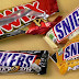A Brief History of Twix and Snickers Chocolates